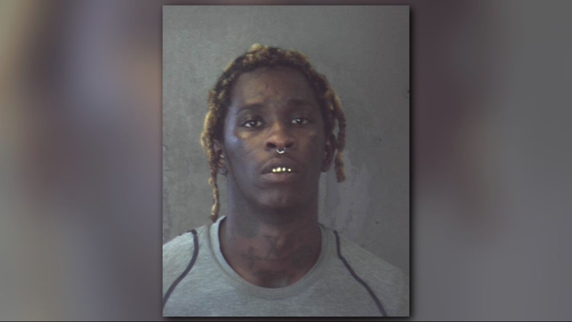 Young Thug is back in jail | 11alive com