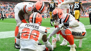 NFL: Cleveland Browns' tie spurs big debate on when to unlock 'Victory' beer fridges