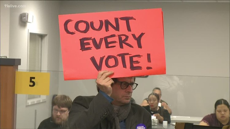 Bordeaux's campaign intends to file recount request in 7th Congressional District