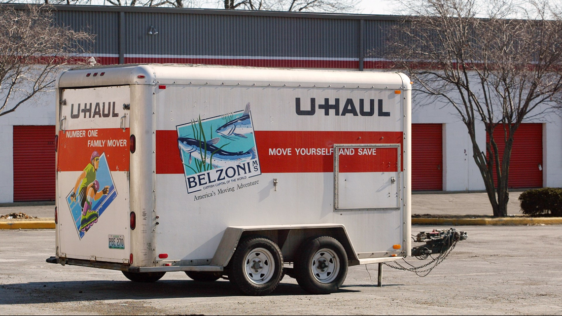 94 U Haul Locations Offering 30 Days Of Free Self Storage 11alivecom