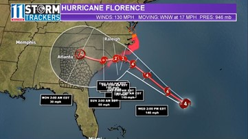 Florence remains a major hurricane | Now it may impact Georgia