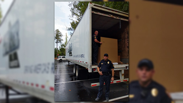 Peachtree City Police Department accepting disaster relief donations for Hurricane Florence