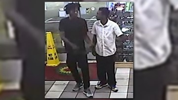 Victim found unconscious after being beaten, kidnapped during robbery