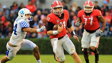 UGA: Predicting the new top 10 for Tuesday's College Football Playoff rankings