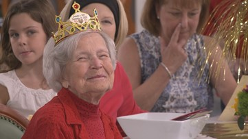 'I just do what I want': Decatur woman says there's no secret to turning 100
