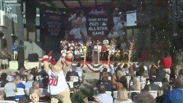 Braves to host 2021 MLB All-Star Game