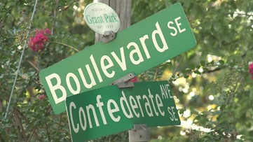 This will be the new name of Atlanta's Confederate Avenue