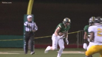 Highlights: Blessed Trinity 51, Troup Co. 35