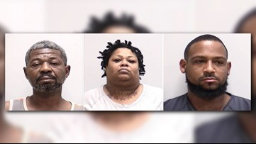 3 arrested after Home Depot customer's account showed fraudulent activity
