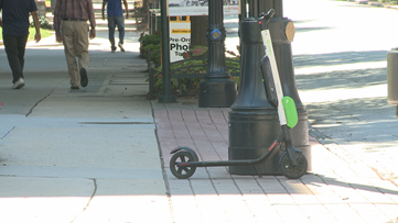 Electric scooters banned in Marietta