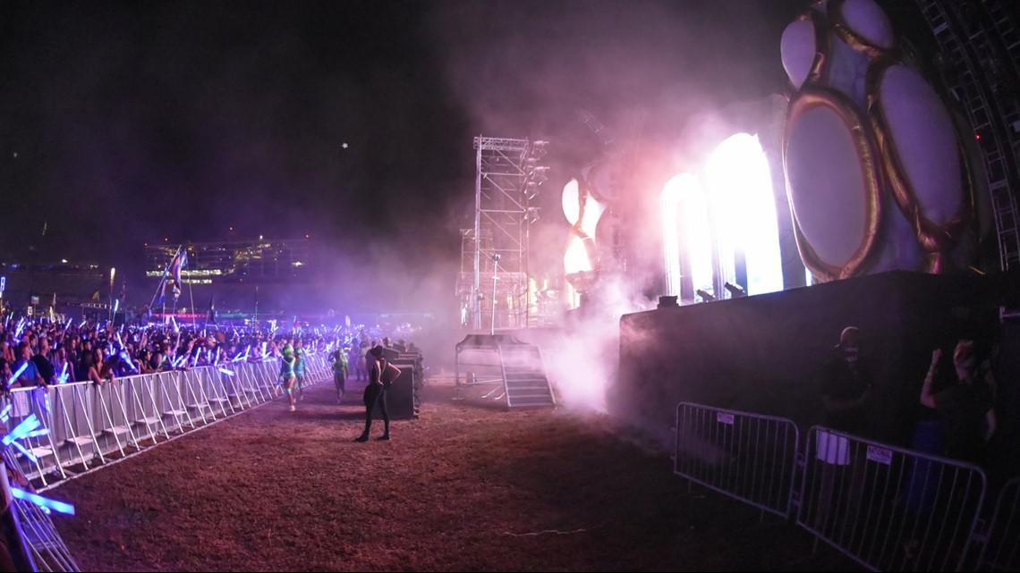 360-degree sensory experience   Imagine Festival 2018 is happening ...