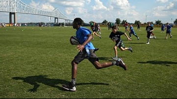 Is flag football safer than tackle football?