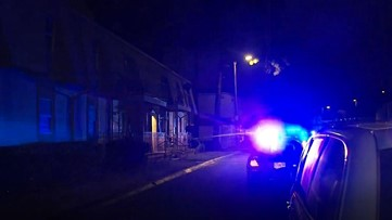 Man dies after being shot in the stomach outside Chamblee apartment complex