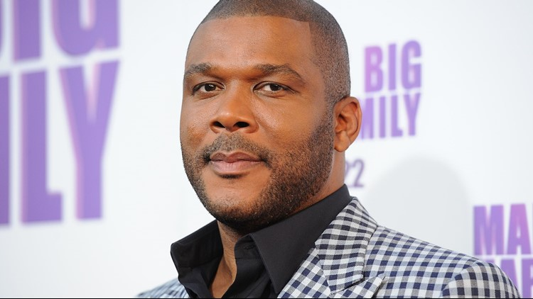 Why did Tyler Perry pay off layaways at Walmart? His mom