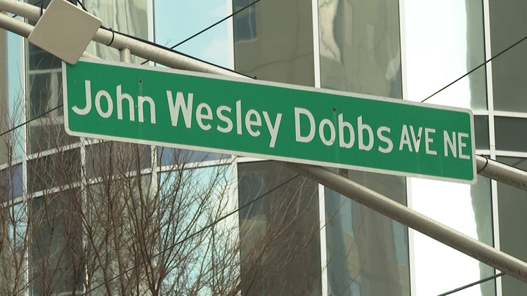 The legendary real people behind some of Atlanta's street names