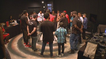 'It's like hip-hop church': the Soul Food Cypher builds buzz in Atlanta