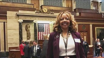 Lucy McBath joins freshmen Congress members on Capitol Hill