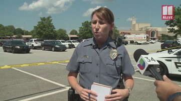 Gwinnett Police provide update on Mall of Georgia search