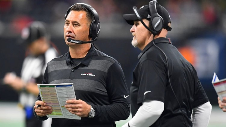Atlanta Falcons reportedly mulling coordinator changes at season's end