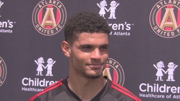 Atlanta United readying for brutal stretch of five games in 14 days