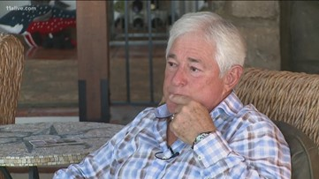 Vernon Krause opens up about proposed tennis court project that sparked controversy in Roswell