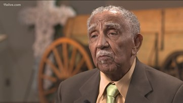 Rembering Joseph Lowery: Civil rights leader spoke to 11Alive about the journey for change