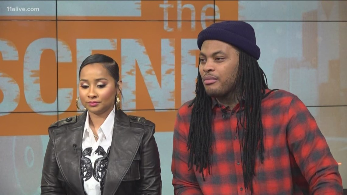 Waka Flocka, wife Tammy Rivera discuss parenting and speak out against R. Kelly