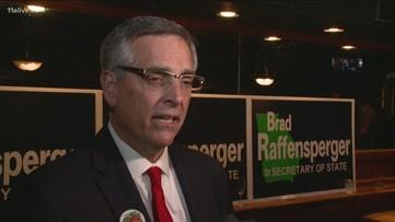 Brad Raffensperger wins Georgia secretary of state race