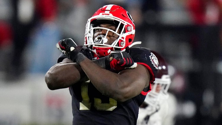 UGA defender catching attention of NFL scouts