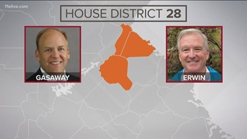 Georgia House race separated by only three votes