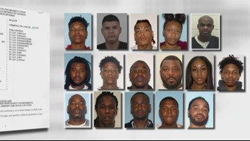 16 captured in Athens as operation seizes nearly $1M in illegal drugs, 43 guns