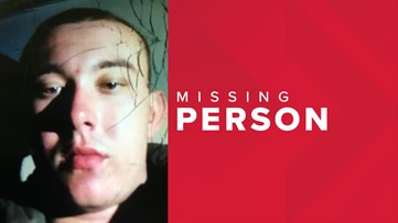 He walked away from his home on Tuesday. He hasn't been seen since