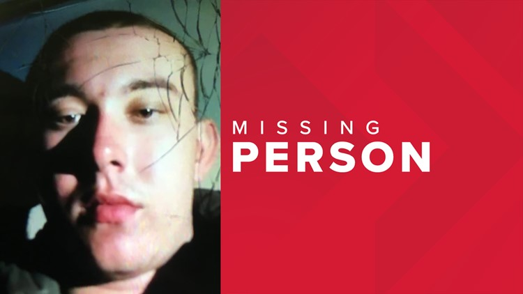 Brian Keith Starnes - missing