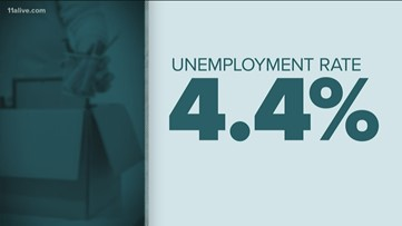 A look at U.S. unemployment rates