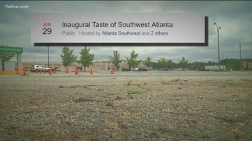 Taste of Southwest Atlanta festival sets out to change a community's narrative