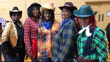 Annual luncheon brings a bit of the Wild West to the Southside