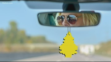 How car air fresheners get made (and how they make 'new car smell')