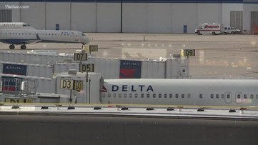 More than 1,000 workers to be laid off at Atlanta airport