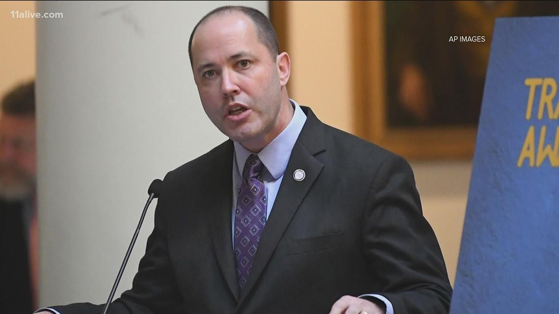 Georgia AG Chris Carr announces re-election bid