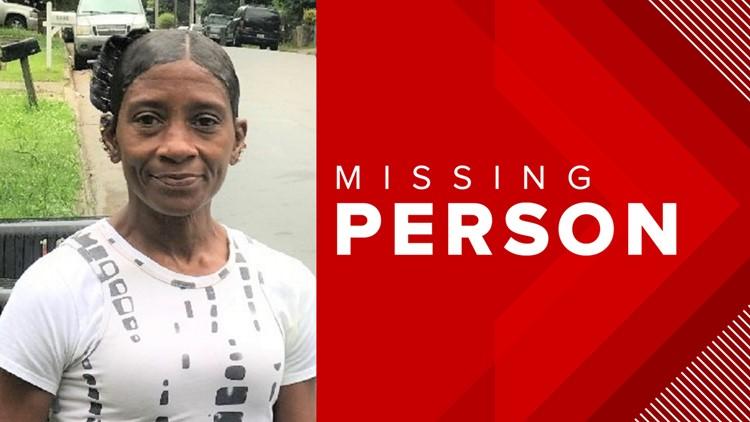 Valeria Robinson - missing