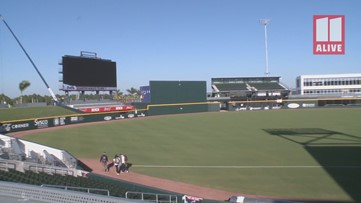 Atlanta Braves set for relocation to new Spring Training home in Florida