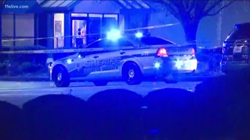 Shooting after high-speed chase with police leaves man in critical condition