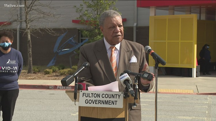 Fulton County rolls out Health Equity program to get minority, low income patients COVID vaccine