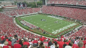 Beware of fake tickets and money as the UGA-Notre Dame game approaches