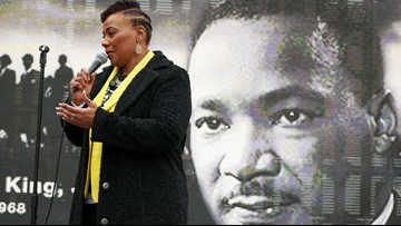 Bernice King on MLK Day: 'We are teetering on the edge of losing our collective soul'