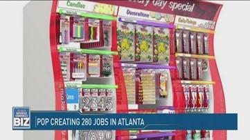 Pop! Creating 280 Jobs in Atlanta