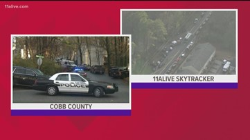 Smyrna hostage situation | 2 children, 2 adults barricaded inside home