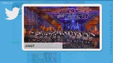 Detroit Youth Choir receives Golden Buzzer on America's Got Talent after inspirational performance