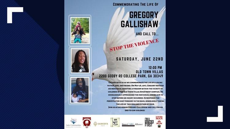 gregory gallishaw rally