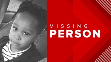 Levi's Call canceled for abducted 3-year-old